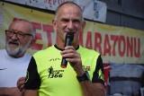 Maratończyk Ryszard Kałaczyński z Wituni ma swoją tablicę wyczynów. Zobaczcie zdjęcia