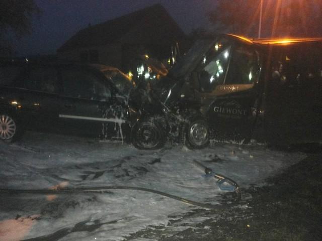 Do wypadku doszło na drodze Ślesin - Sompolno