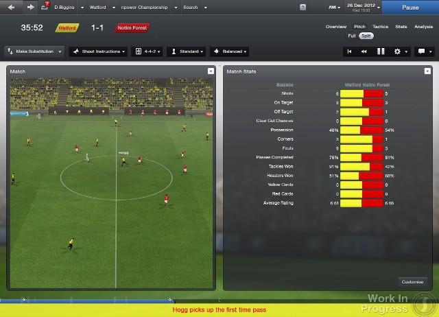 Football Manager 2013Football Manager 2013: Dziś premiera