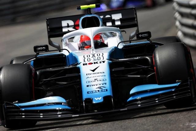 Robert Kubica miał dobre tempo w Grand Prix Monako.