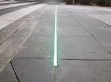 Listwy LED przy przejściach dla pieszych. Czy pojawią się również w Krakowie?