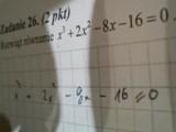 Matura 2013 poziom podstawowy. Wyciek na egzaminie z matematyki. CKE zawiadamia policję
