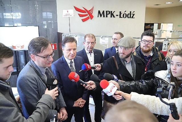 Prezes MPK Łódź po strajku ostrzegawczym: Nie udało się osiągnąć porozumienia ze związkami