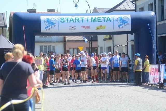 W ostatnim Biegu Pilicy, który dobył się w maju 2019 roku wystartowało w sumie około 800 osób. Ubiegłoroczna impreza była odwołana, w tym roku prawdopodobnie bieg też się nie odbędzie.