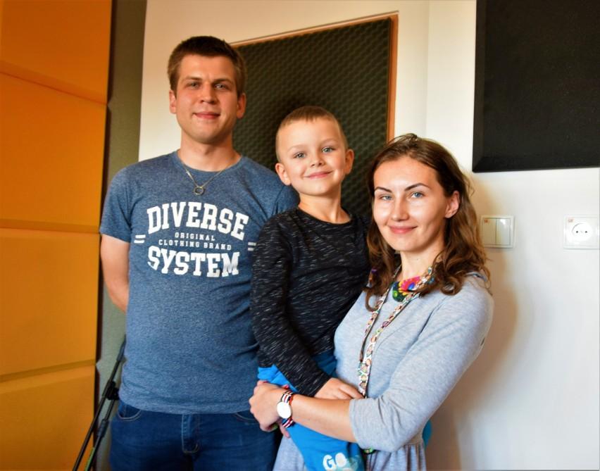 Magdalena Maciejko i Jacek Ambrożkiewicz, wolontariusze Polpharmy, zapraszają w sobotę do Nowej Dęby. Każdy może pomóc!