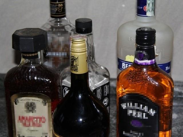 Międzyrzeczanka kradła z marketu alkohol