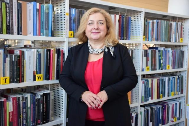 Beata Zadykowicz, nowa wicedyrektor Książnicy Podlaskiej