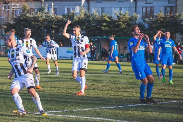 Piłkarze Sandecji jesienią okazali się lepsi od Puszczy triumfując 1:0. Jak będzie teraz?