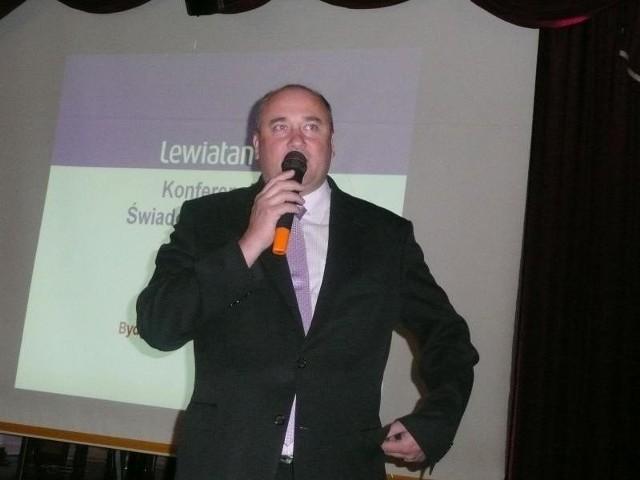 Przemysław Piotrowski: - Płacenie podatków to nie tylko obowiązek, można, i wręcz trzeba, skorzystać z obowiązujących praw