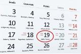 Wielki Piątek dniem wolnym od pracy. Możliwe, że stanie się to już w 2019 r. Lista świąt i dni ustawowo wolnych od pracy w 2019 r.