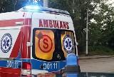 Dziecko spadło z wiaduktu w Mysłowicach. 8- latek poślizgnął się na skarpie. Przebywa na obserwacji w GCZD