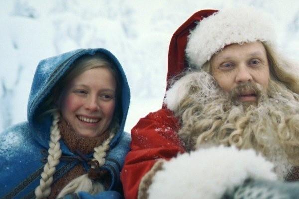 Magiczna baśń, zanurzona w śniegach fińskiej atmosfery, to...