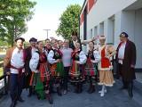 Przed Domem Kultury we Włoszczowie trwa fiesta polsko-hiszpańska (WIDEO)