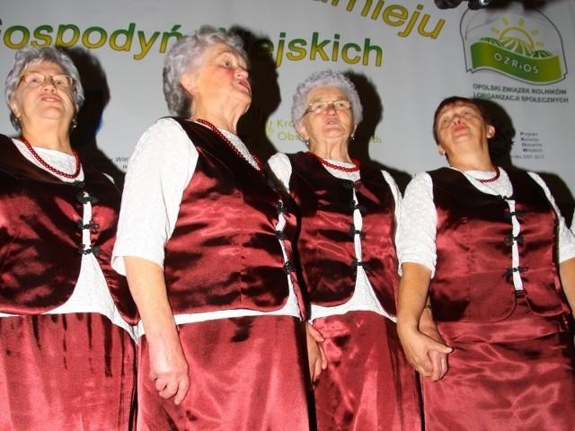 W klasyfikacji generalnej turnieju pierwsze miejsce zajęły gospodynie z Chrzelic.
