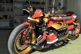 Motocykl jak ferrari podbija świat! Powstał w małym garażu na lubuskiej wsi [ZDJĘCIA, WIDEO]