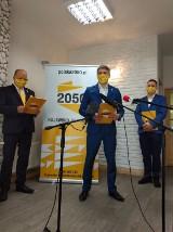 Ruch Polska 2050 zaczyna akcję. Chcą walczyć o interesy mieszkańców woj. kujawsko-pomorskiego