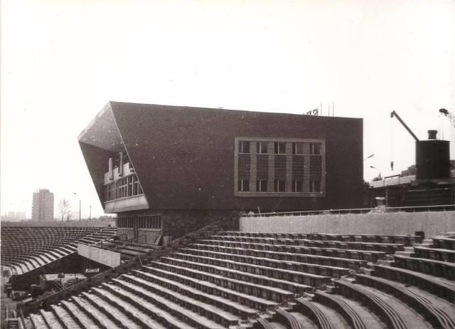1 czerwca 1979 r. oddano do użytku stadion Skałka