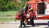Śmiertelny wypadek w Tatrach. Mężczyzna biwakował nocą na Orlej Perci?