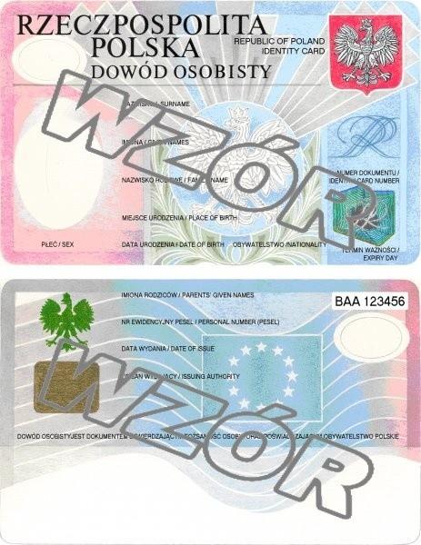 Dokument tożsamości w okrojonej wersji będą mogły posiadać też osoby niepełnoletnie.