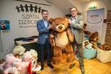 Kraków. Misie trafiły do dzieci w szpitalu św. Ludwika