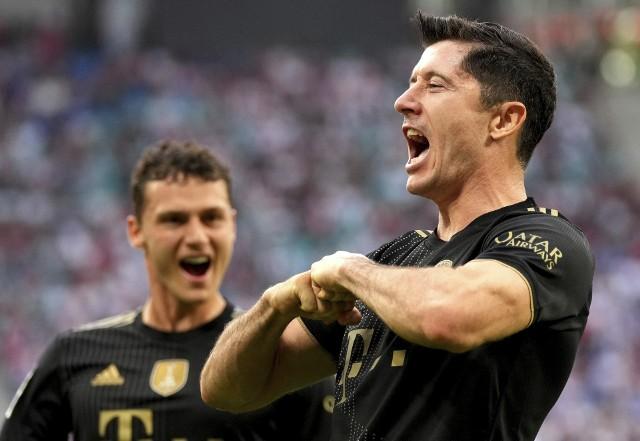 Robert Lewandowski strzelił już w nowym sezonie 10 goli dla Bayernu