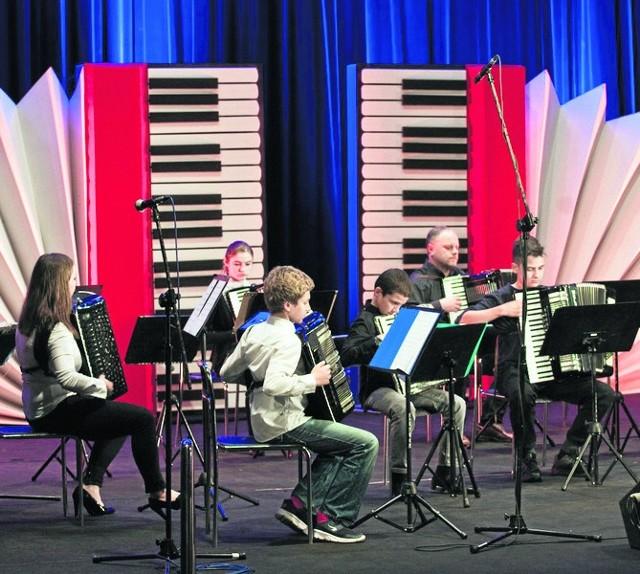Dziś wystąpią m.in. akordeoniści, którzy grają w CK105