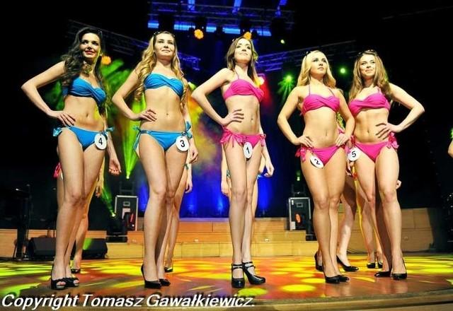 Tak w poprzednich latach wyglądały wybory Miss Ziemi Lubuskiej i castingi do wyborów miss.