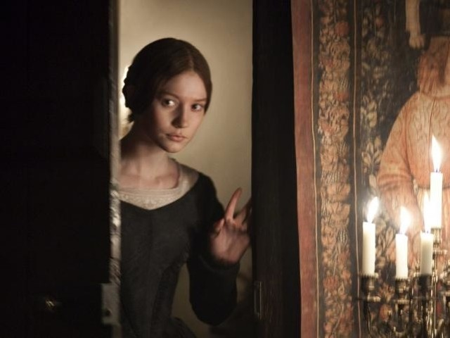 Kadr z filmu: Jane Eyre