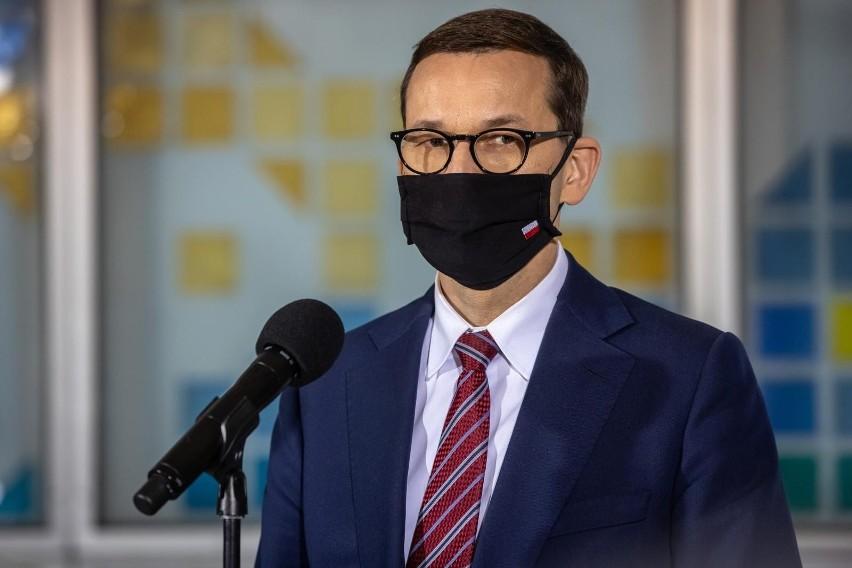 Polski rząd rozważa wprowadzeni trzech rodzajów sankcji...