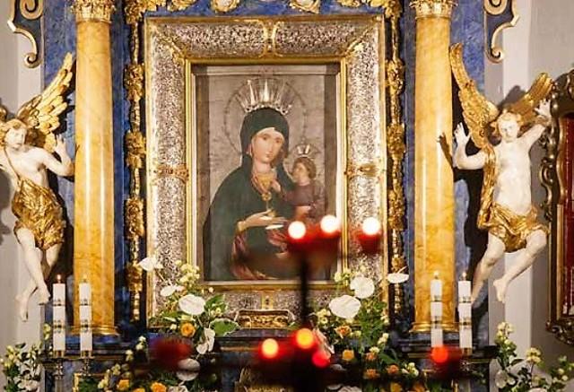 Obraz Matki Boskiej Opolskiej wrócił do katedry | Nowa Trybuna Opolska