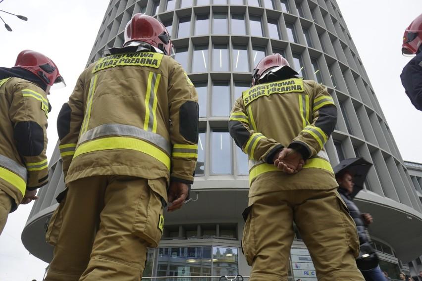 We wtorek, o godzinie 13.21 poznańscy strażacy otrzymali...