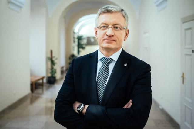 Jacek Jaśkowiak, prezydent Poznania