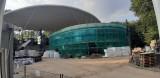Amfiteatr w Koszalinie w budowie. Zobacz postęp prac ZDJĘCIA