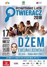 Otwieracz 2018. Dżem i Ewelina Lisowska w Bydgoszczy! To główne gwiazdy imprezy na Różopolu