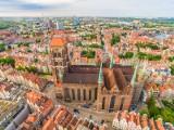 Trójmiasto z lotu ptaka. Niezwykłe zdjęcia od fotografów z Instagrama, którzy wykonują zdjęcia z drona w Gdańsku, Gdyni i w Sopocie
