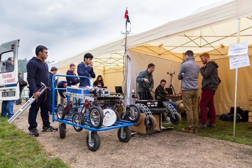 Politechnika Białostocka. # next team drugi w European Rover Challenge 2015 (zdjęcia)