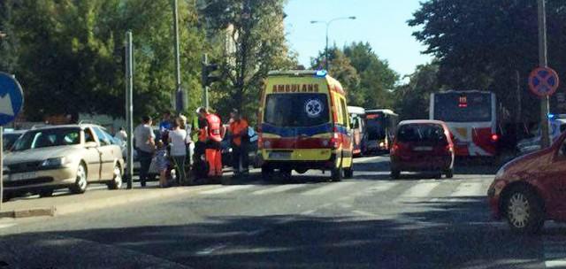Taksówkarz za potrącenie dziewczynki na przejściu dla pieszych stanie przed sadem.