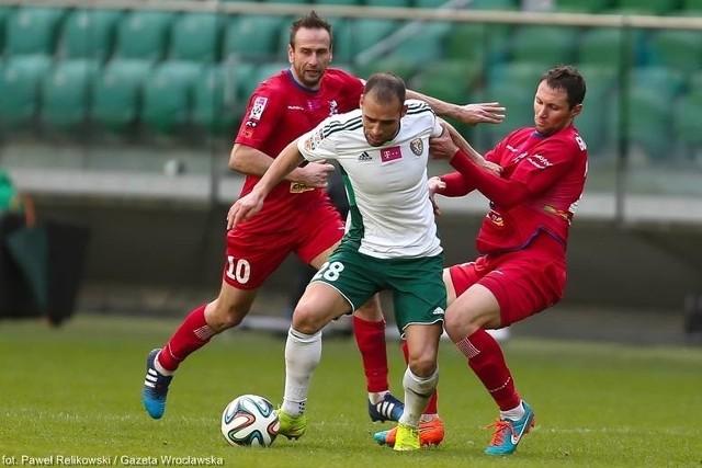 W kwietniu piłkarze Podbeskidzia zremisowali we Wrocławiu ze Śląskiem 0:0. Jak im pójdzie dziś w meczu z Ruchem Chorzów?