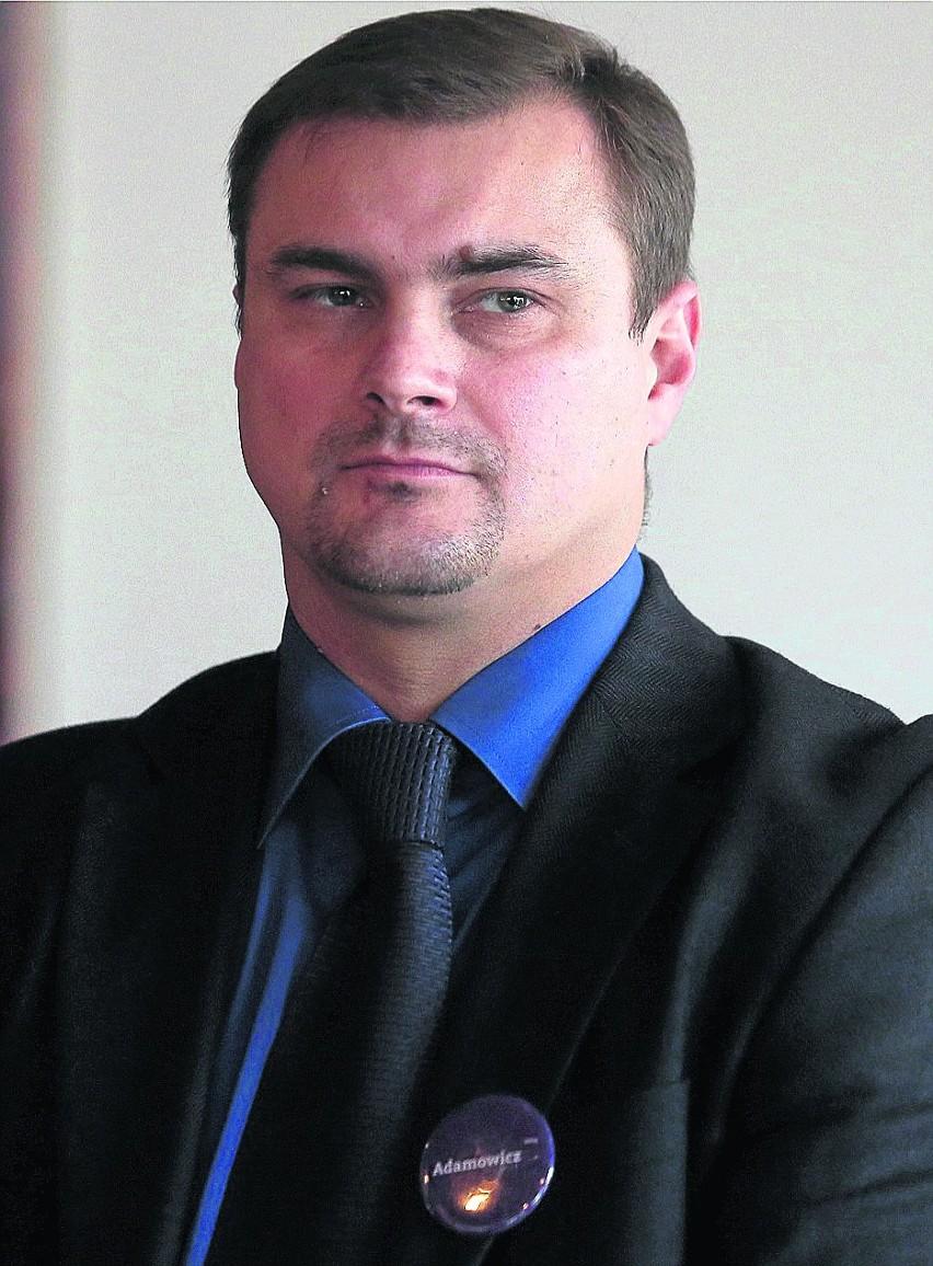 Leszek Blanik: skok po złoto dla syna...