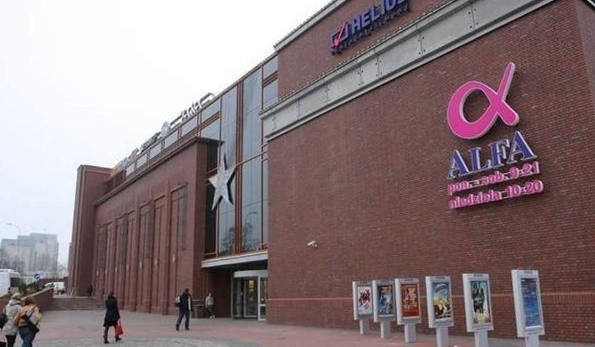 Centrum Handlowe Alfa będzie czynne 11 marca od godziny 10...