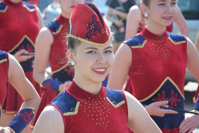 Impreza rozpoczęła się barwną paradą w centrum Kędzierzyna-Koźla.