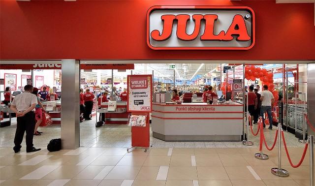 Uwaga, multimarket Jula w Galerii Echo zmienia godziny pracy