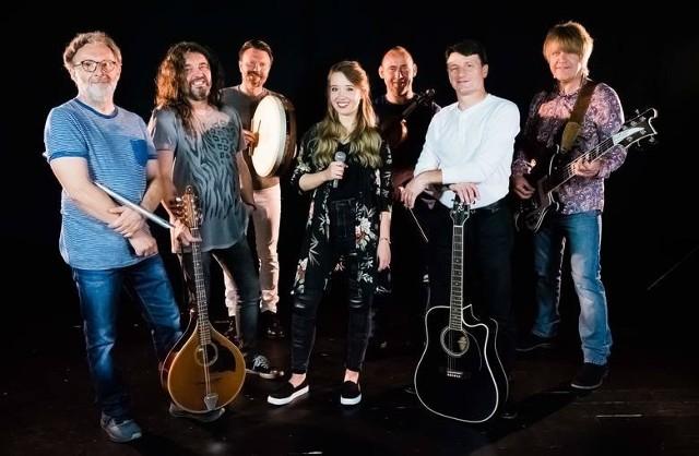 """Zespół Carrantuohill  zaprasza na kolejny koncert w ramach kampanii ekologiczno-artystycznej """"Zielona Wyspa Śląsk"""". Odbędzie się 3 czerwca."""