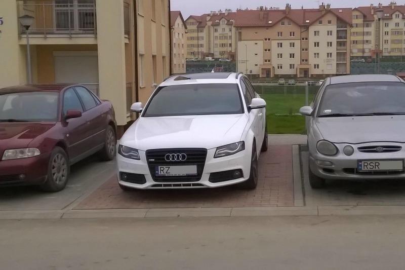 Rzeszów, ul. Baligrodzka.