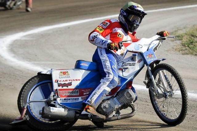 Eduard Krcmar poprzednie dwa sezony spędził w Gdańsku
