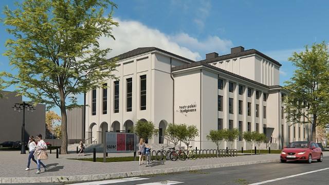 Gmach Teatru Polskiego w Bydgoszczy wybudowano przeszło 70 lat temu i w końcu doczekać ma się remontu. Budynek będzie w całości termomodernizowany, wymienione zostaną wszystkie drzwi i okna. Kolor elewacji pozostanie bez zmian