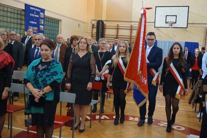 Jubileusz 40-lecia obchodził Zespół Szkół imienia Marii...