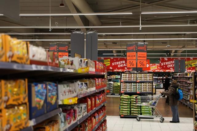 Akcja ma umożliwić osobom starszym szybkie i sprawne zrobienie najpilniejszych zakupów.