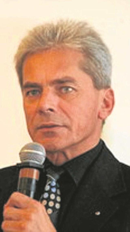 Prof. Kazimierz Karolewski