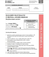 Matura ANGIELSKI 2018: Arkusze i odpowiedzi z egzaminu z języka angielskiego [PODSTAWA, PYTANIA, ROZWIĄZANIA, ARKUSZE CKE]